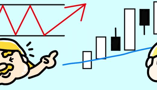 チャートパターンで勝てる!株、FXトレーダー鉄板の分析手法